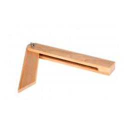 Skośnica drewniana